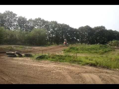 CR29 Boxmeer crossbaan