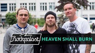 Heaven Shall Burn   BACKSTAGE   Rockpalast   2018