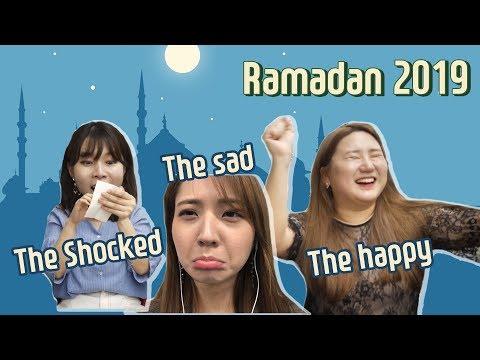Koreans join Ramadan 2019 again! | Blimey Ramadan Challenge
