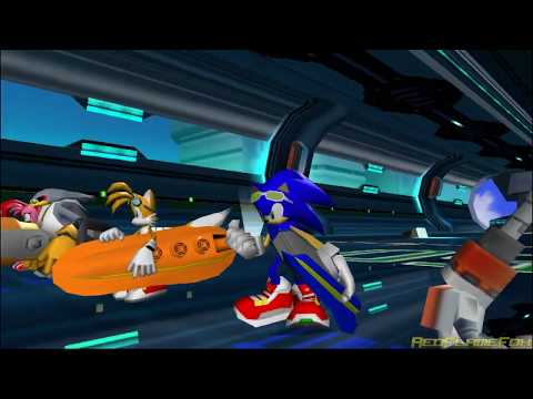 Sonic Riders ISO < GCN ISOs | Emuparadise