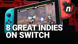8 Great Indies Working on Nintendo Switch