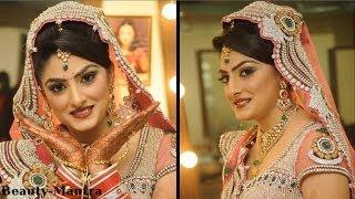 Traditional Marwadi Bridal Makeover - Indian Bridal Makeup