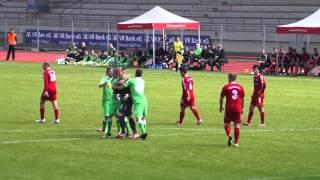 preview picture of video 'Marc André Ter Stegen schießt Elfmeter gegen SV Bergisch Gladbach 09'