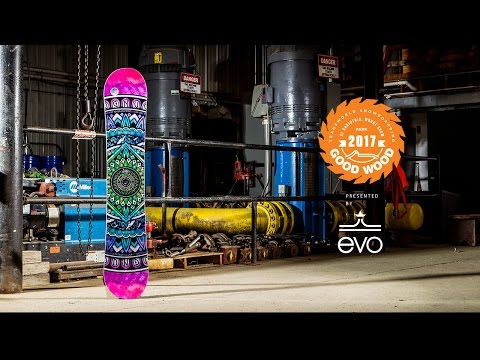 Best Snowboards of 2016-2017: Gnu Ladies Choice  – Good Wood Snowboard Reviews