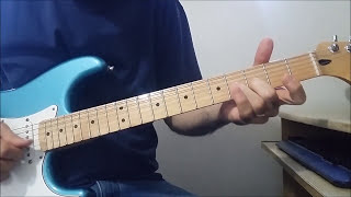 One of These Days (Joe Bonamassa) - Guitar Lesson