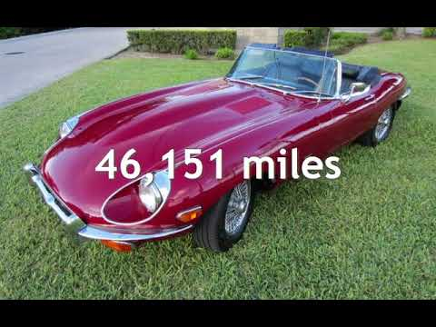 1971 Jaguar E-Type (CC-1430266) for sale in Delray Beach, Florida