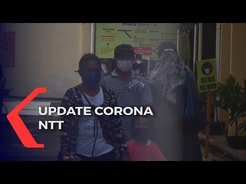 update corona ntt selasa pasien corona di kota kupang sembuh
