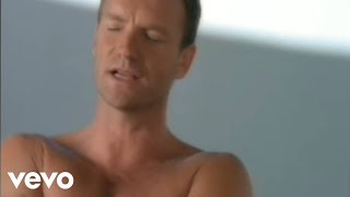 Sting - When We Dance (Blue Screen Version)