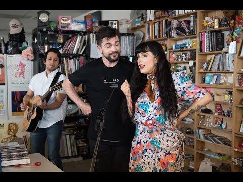 Juanes & Mon Laferte: NPR Music Tiny Desk Concert