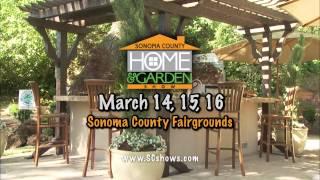 Sonoma County Spring Home and Garden Show