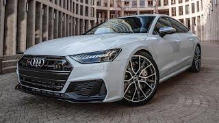 Audi S7 (4K8) 2019 - dabar