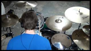 (Drum Cover) Handbook For The Recently Deceased by The Damned Things