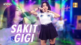 Lirik Lagu dan Chord (Kunci) Gitar Syahiba Saufa - Sakit Gigi