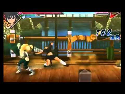 Видео № 1 из игры Senran Kagura Burst (Б/У) [3DS]