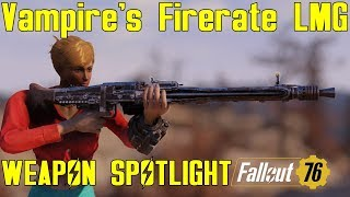 Fallout 76: Weapon Spotlights: Two Shot Flamer - Captainoob