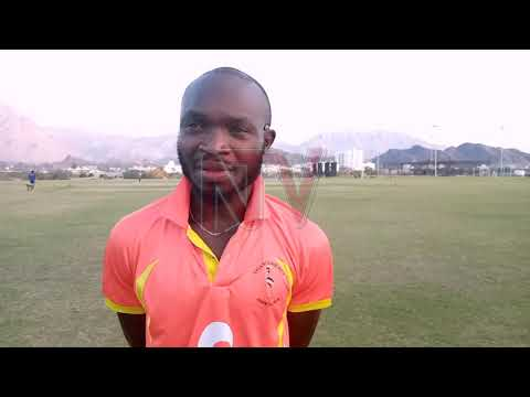 CRICKET WORLD CUP CHALLENGE: Cranes looking to maintain momentum against Hong Kong