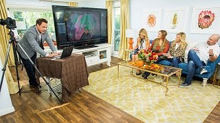 How To - Mark Steines Fall Photography Tips - Hallmark Channel