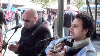La Rumba Gypsy Flamenco At The Vic Markets HD