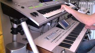 Let the Beat go on - Dr. Alban Cover PA2x Tyros