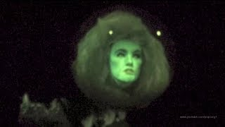 The Haunted Mansion Complete Ride POV With Night Vision Magic Kingdom Walt Disney World HD 1080p