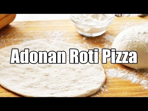Video Cara Membuat Adonan Roti Pizza