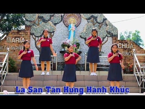 LASAN TÂN HƯNG HÀNH KHÚC