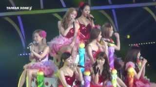 130721 MY J 之Fan Service崔勾 @ Girls' Generation World Tour 台灣