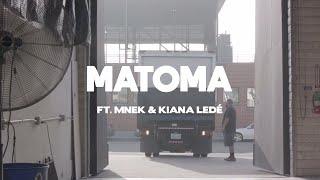 Matoma   Bruised Not Broken (feat. MNEK & Kiana Ledé) [BTS Video]