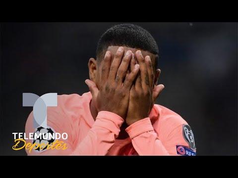 Malcom fue el héroe inesperado para el Barcelona | UEFA Champions League | Telemundo Deportes