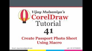 Lesson 40 Create Business Card - Thủ thuật máy tính - Chia