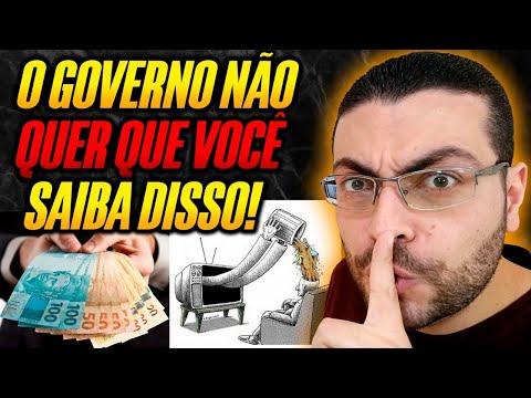 EDUCAO FINANCEIRA: Tudo o Que Voc Precisa Saber Sobre o Dinheiro Que a Escola No te Ensina!
