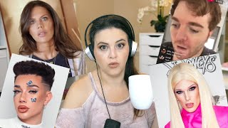 LIVE CHAT - My Thoughts on Tati, Shane, Jeffree, and James... wtf...