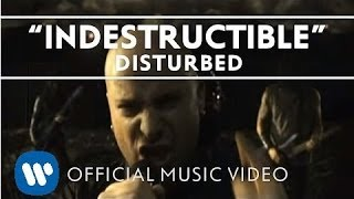 Disturbed Indestructible Official Music Video Video