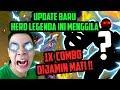 UPDATE BARU HERO LEGENDA INI MENGGILA MUSUH DIEM DI TEMPAT MATI Mobile Legends
