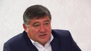 Репортаж Думанского А. С Шагеевым Р.
