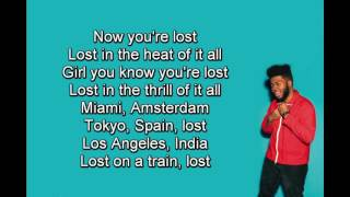 Khalid - Lost Lyrics