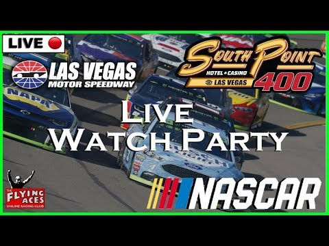 NASCAR Live: South Point Casino 400: Watch Party: Flying Aces: 15 September 2019