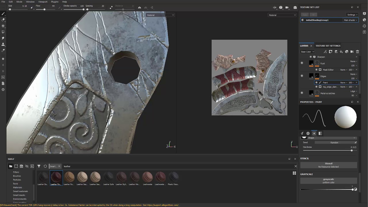 20 Substance Painter Painting OtherParts