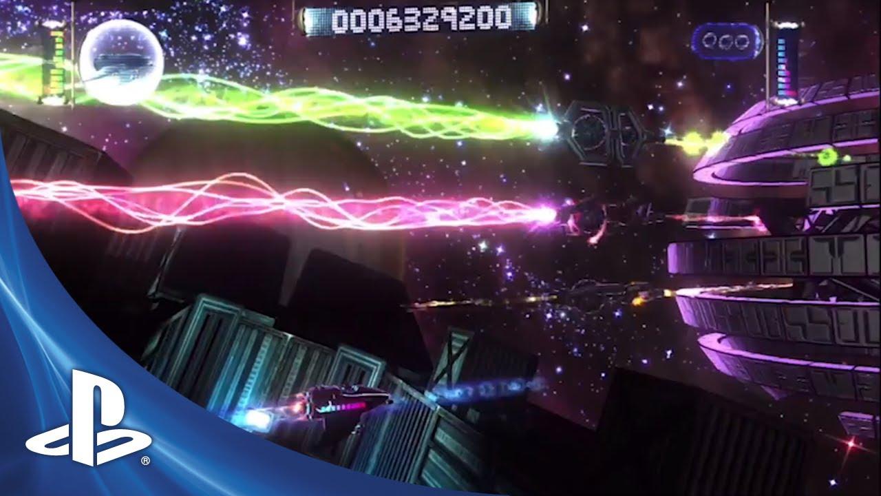 Retro/Grade Blasts Off On PSN August 21st
