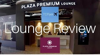 Plaza Premium Lounge, London