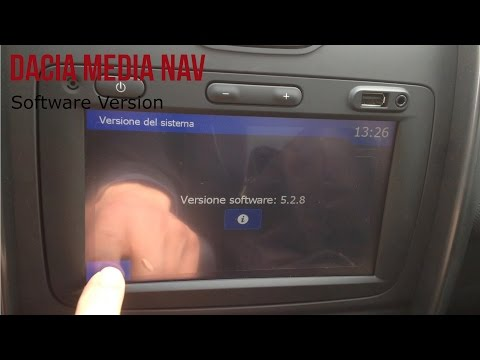 Dacia Media Nav Update 4 0 6 aggiornare Dacia Media Nav Toolbox
