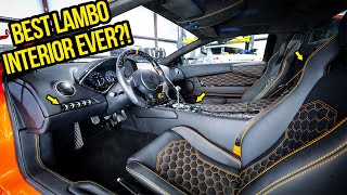 Rebuilding My Fast & Furious Lamborghini's DESTROYED Interior (500+ HOURS OF WORK!)