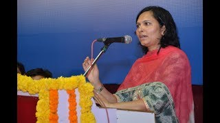 Sheetal Ugale (IAS) speech at Unique Academy for UPSC Students
