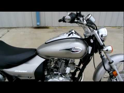 Overview and Review: 2009 Kawasaki Eliminator 125