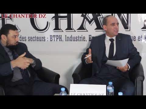La filière de la céramique en débat au forum du magazine économique Le Chantier-dz