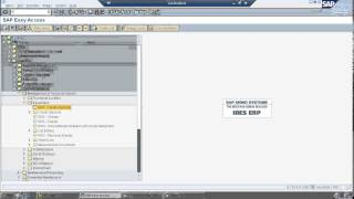 SAP PM Training Equipment Master Configuration Video