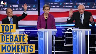 The Top Moments from the Las Vegas Democratic Debate   NBC New York