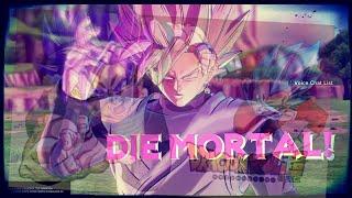 [The Fight Between Gods isn't Over]Dragon Ball Xenoverse 2 Dexstar vs GameKing