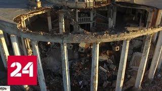 В Твери рухнул символ города