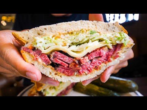 Best Los Angeles Prime Rib, Pastrami Sandwich, Taquitos